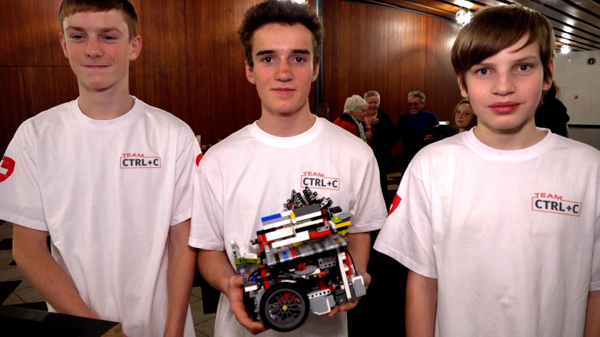 Zürcher Schüler Beim Roboter Weltfinale In Indien ...