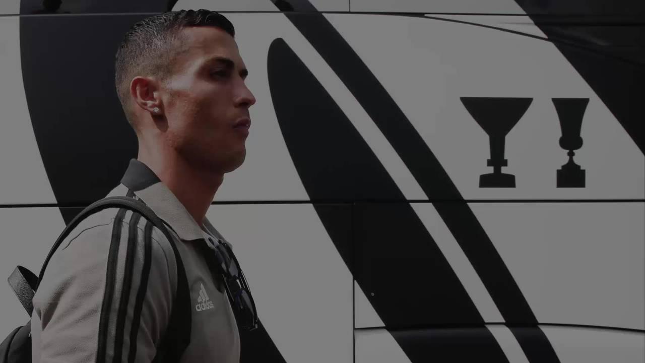 Die Cristiano Ronaldo Show In Italien Beginnt News Sport
